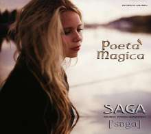 Poeta Magica: Saga: Music From Sweden, CD