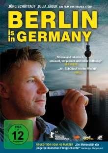 Berlin is in Germany, DVD