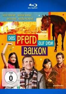 Das Pferd auf dem Balkon (Blu-ray), Blu-ray Disc