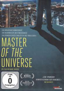 Master of the Universe, DVD