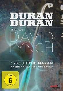 Duran Duran: Unstaged (OmU), DVD