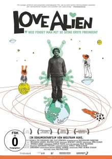 Love Alien, DVD
