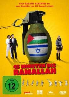 45 Minuten bis Ramallah, DVD