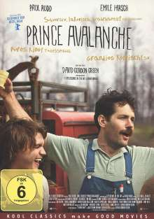Prince Avalanche, DVD