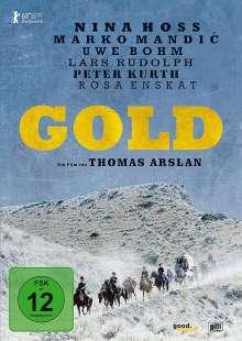 Gold (2012), DVD
