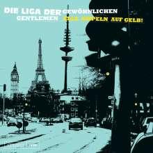 Die Liga Der Gewöhnlichen Gentlemen: Alle Ampeln auf gelb, CD