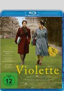 Violette (Blu-ray), Blu-ray Disc