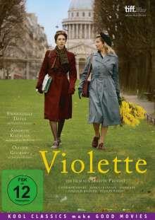 Violette, DVD