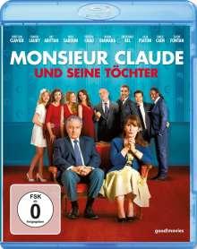 Monsieur Claude und seine Töchter (Blu-ray), Blu-ray Disc