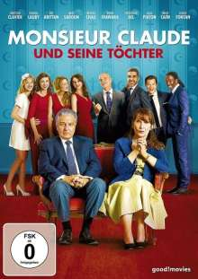 Monsieur Claude und seine Töchter, DVD