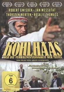 Kohlhaas oder die Verhältnismäßigkeit der Mittel, DVD