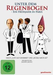 Unter dem Regenbogen - Ein Jahr in Paris, DVD
