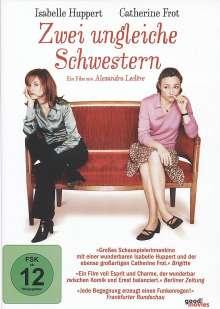 Zwei ungleiche Schwestern, DVD