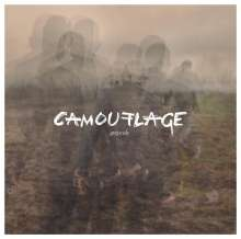 Camouflage: Greyscale (180g) (LP + CD), LP