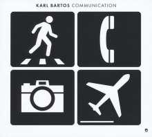 Karl Bartos (Ex-Kraftwerk): Communication (remastered) (180g), LP