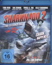 Sharknado 2 (Blu-ray), Blu-ray Disc
