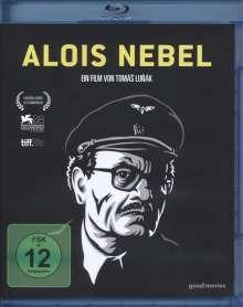 Alois Nebel (Blu-ray), Blu-ray Disc