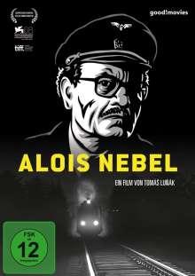 Alois Nebel, DVD