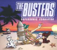 The Busters: Supersonic Eskalator, CD