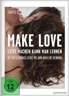 Make Love - Liebe machen kann man lernen Staffel 2, DVD
