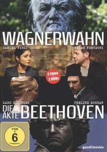 Wagnerwahn / Die Akte Beethoven, DVD