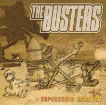 The Busters: Supersonic Scratch (180g) (Limited Edition) (LP + CD), 1 LP und 1 CD