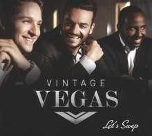 Vintage Vegas: Let's Swop, CD