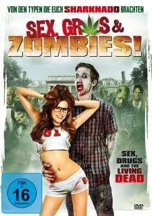 Sex, Gras & Zombies!, DVD