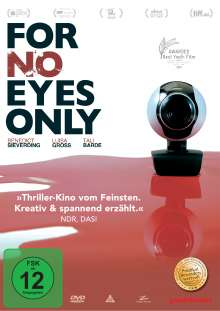 For No Eyes Only, DVD