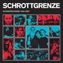 Schrottgrenze: Schnappschüsse 1994-2007 (Limited Numbered Edition), 3 LPs
