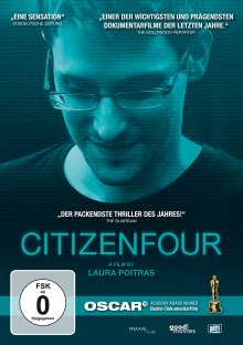Citizenfour (OmU), DVD