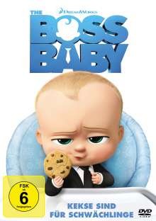 The Boss Baby, DVD