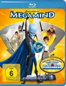 Megamind (Blu-ray), Blu-ray Disc