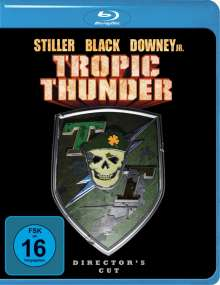 Tropic Thunder (Blu-ray), Blu-ray Disc