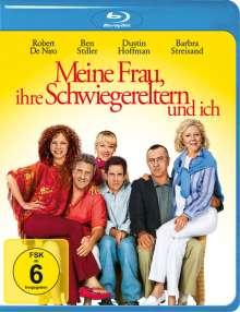 Meine Frau, ihre Schwiegereltern und ich (Blu-ray), Blu-ray Disc