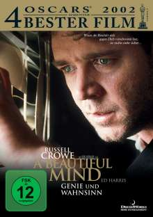Beautiful Mind - Genie und Wahnsinn, DVD