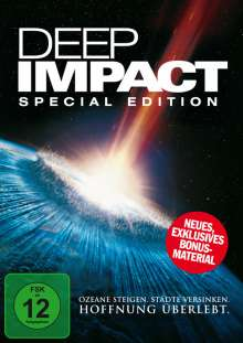 Deep Impact (Special Edition), DVD