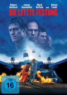 Die letzte Festung, DVD
