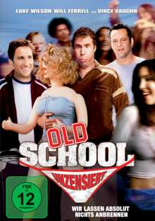 Old School, DVD
