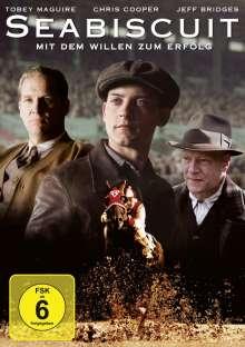 Seabiscuit - Mit dem Willen zum Erfolg, DVD