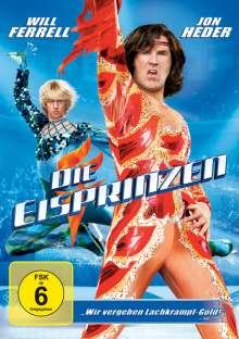 Die Eisprinzen, DVD