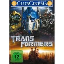 Transformers (2007), DVD