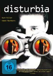 Disturbia, DVD