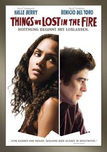 Things We Lost In The Fire, DVD
