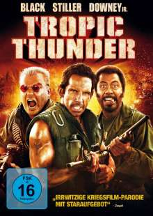 Tropic Thunder, DVD