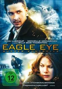 Eagle Eye - Außer Kontrolle, DVD