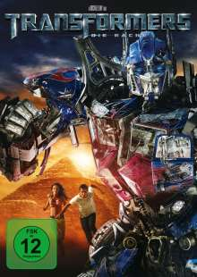 Transformers - Die Rache, DVD