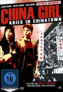 China Girl, DVD