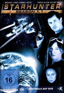 Starhunter Season 1.1, 2 DVDs