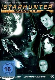 Starhunter Season 1.2, 2 DVDs